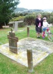 Pines Make Way for New Native Plantings at Bradey Grave